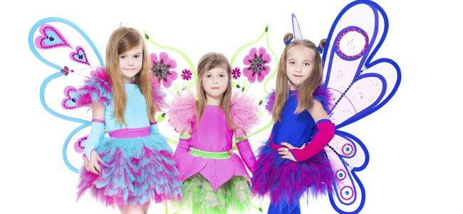 Disfraz de carnaval para niños