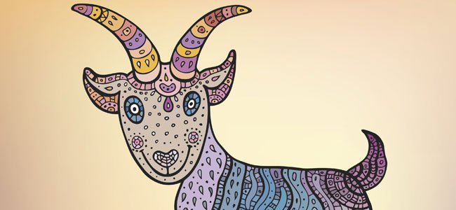 El zodiaco chino para los bebés Cabra