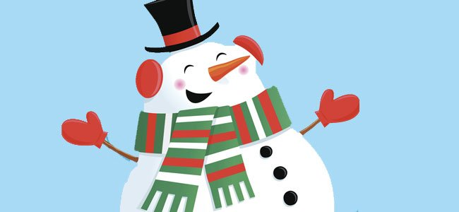 Cuentos en inglés: el muñeco de nieve.