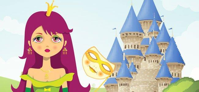 La princesa está triste. Cuento en verso