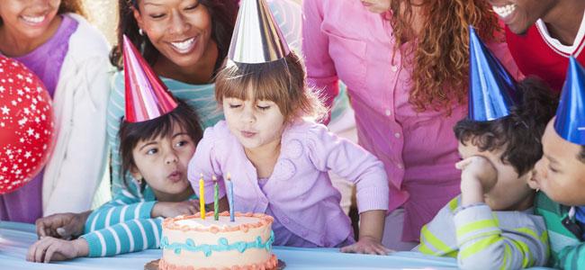 La importancia de celebrar el cumpleaños a los niños