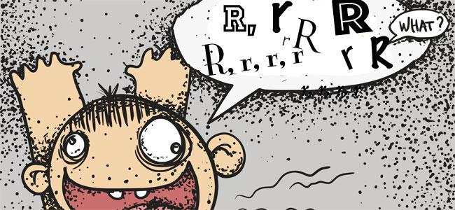 Trabalenguas para niños con la letra R