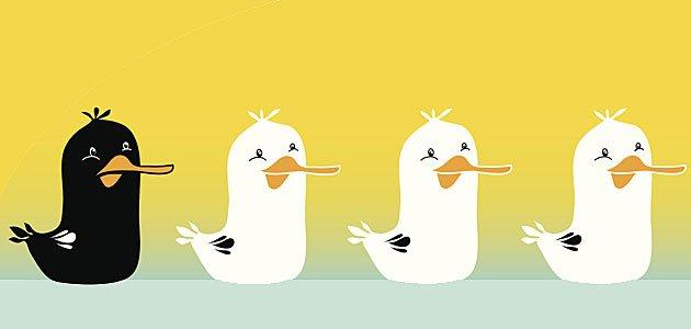 The ugly duckling. Cuento en inglés