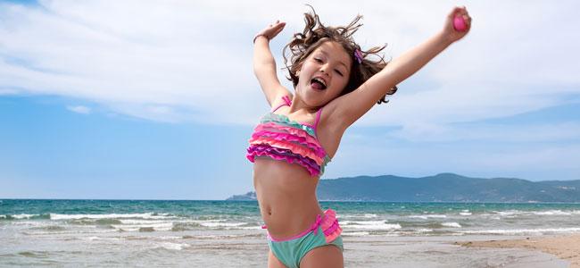 Como influyen las vacaciones en el desarrollo del niño
