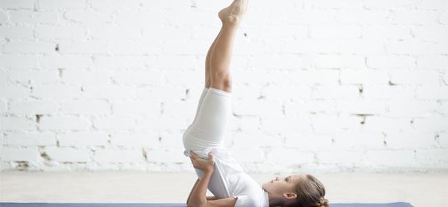 Ejercicios Divertidos De Yoga Para Ninos