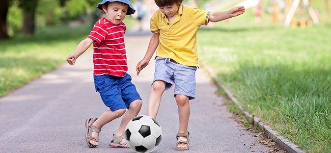 Beneficios de la práctica deportiva en la infancia