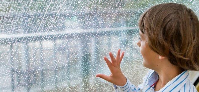 Juegos para niños en días con lluvia