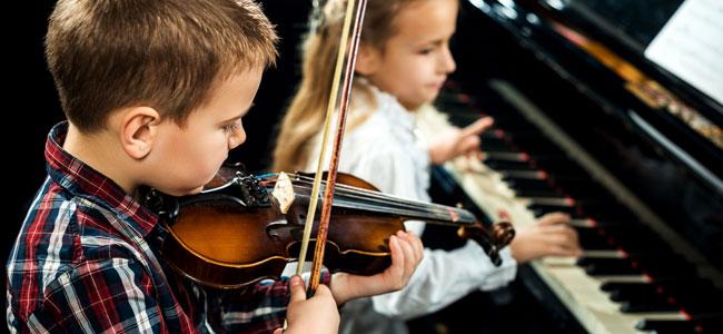 La música de Mozart y sus beneficios para los niños