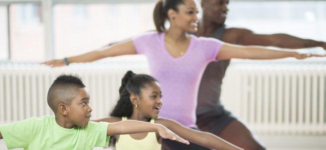 Vídeos de yoga para niños