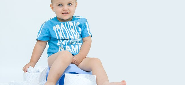 Dejar el pañal según Montessori