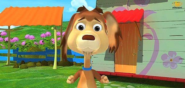 Vídeos del perro Chocolo para niños