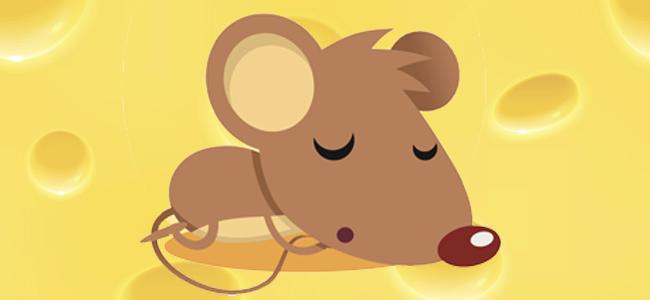 cinco ratoncitos