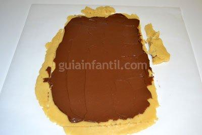 Receta de galletas caracol 3