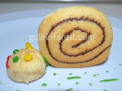 Receta de galletas caracol 6