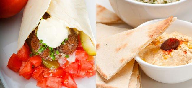 Cocina árabe para niños