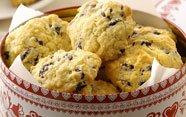 Cookies con margarina