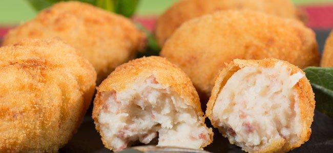Recetas de croquetas caseras para ni os for Cocinar pescado para ninos