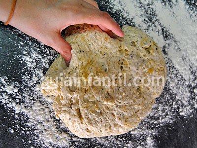 Recetas de pan para niños
