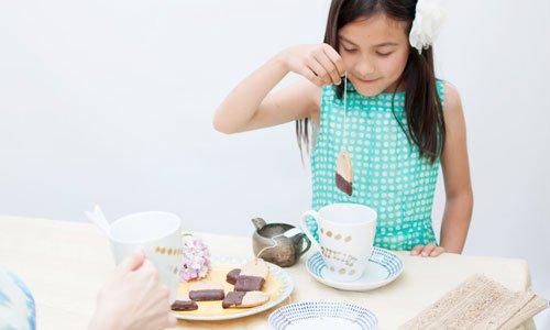 Cómo hacer galletas con forma de bolsita de te. Paso 3