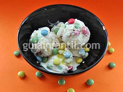 Helado de yogur fáciles