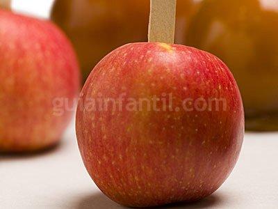 Receta de manzanas caramelizadas 1