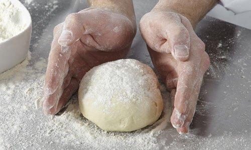 Cómo hacer masa casera de pizza. Paso 3