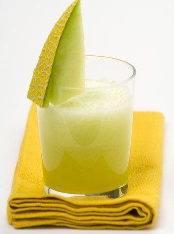 Receta de granizado de melón para niños