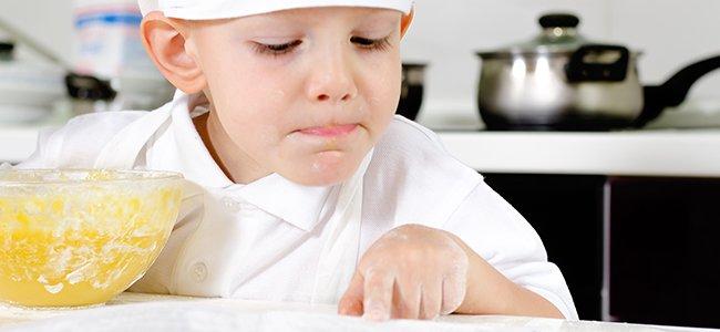 Cocinando con ni os - Cocina con ninos pequenos ...