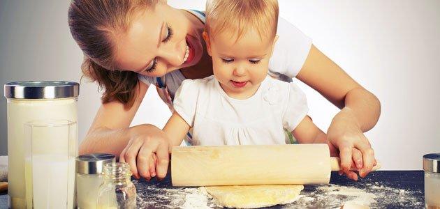 Recetas de postres para madres trabajadoras