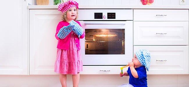 Postres fáciles para niños elaborados al horno