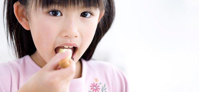 Postres bajos en grasas para niños
