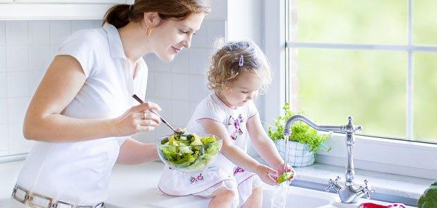 Recetas de primeros platos para madres trabajadoras