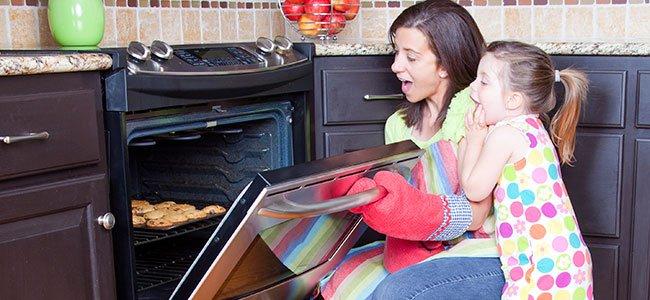 Primeros platos hechos en el horno