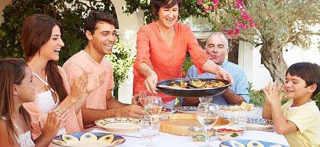 Primeros platos para Pascua