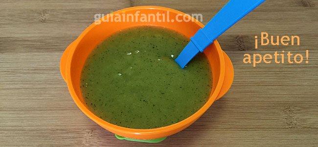 Cómo hacer puré de verduras. Paso 4