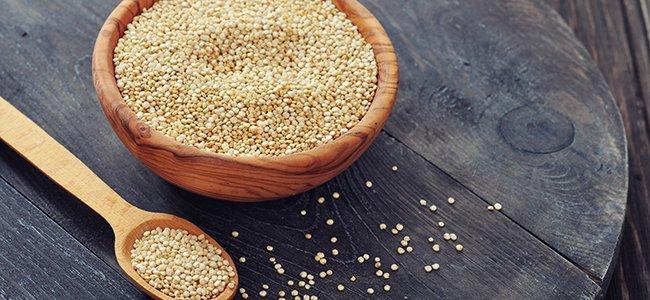 Recetas para niños con quinoa