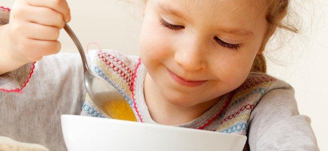 Recetas para niños con diabetes