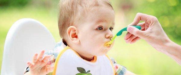 Recetas de purés para bebés