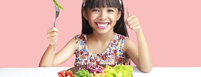 Recetas con calcio para los huesos de los niños