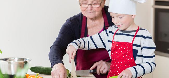 Recetas caseras a la manera de las abuelas