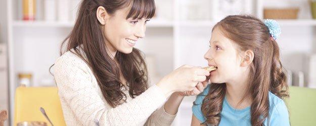 Recetas para niños con margarina