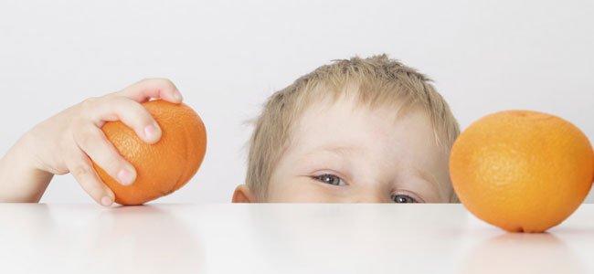 Recetas fáciles con naranja para niños