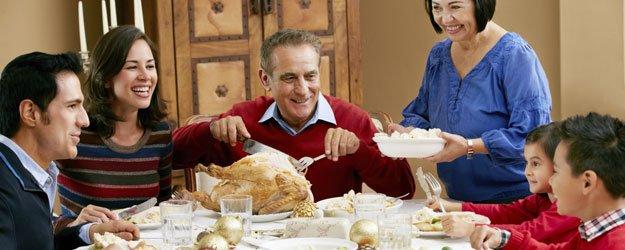 Recetas de pavo para la cena de Navidad