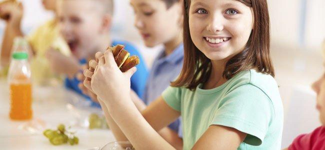 Recetas sanas para el menú de los niños