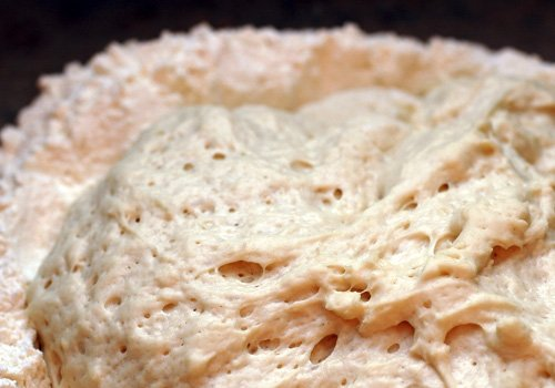 REceta de stollen. Pan dulce aleman. paso 1