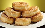 Donuts con margarina