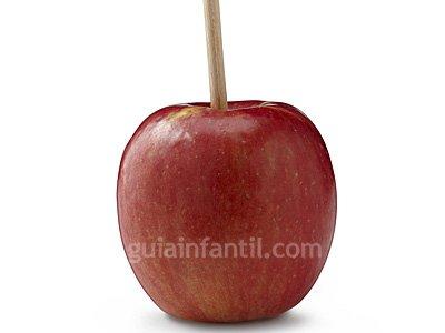 Receta de manzanas acarameladas 1
