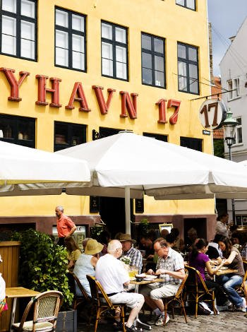 Restaurantes para niños en Copenhague