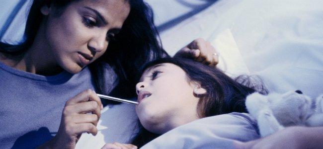 Síntomas y tratamiento del tétanos infantil.