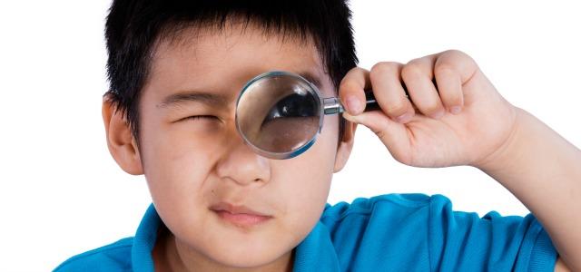Cómo aliviar la sequedad ocular de los niños